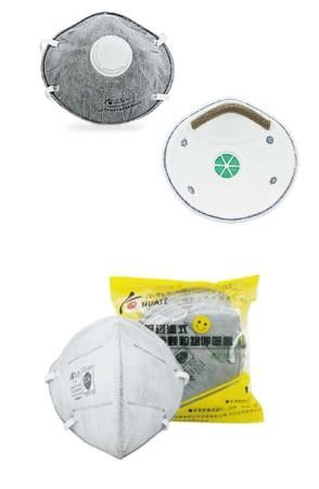 Folding Mask Particulate Charcoal Anti Dust Emergency Rescue Personnel Protection Series